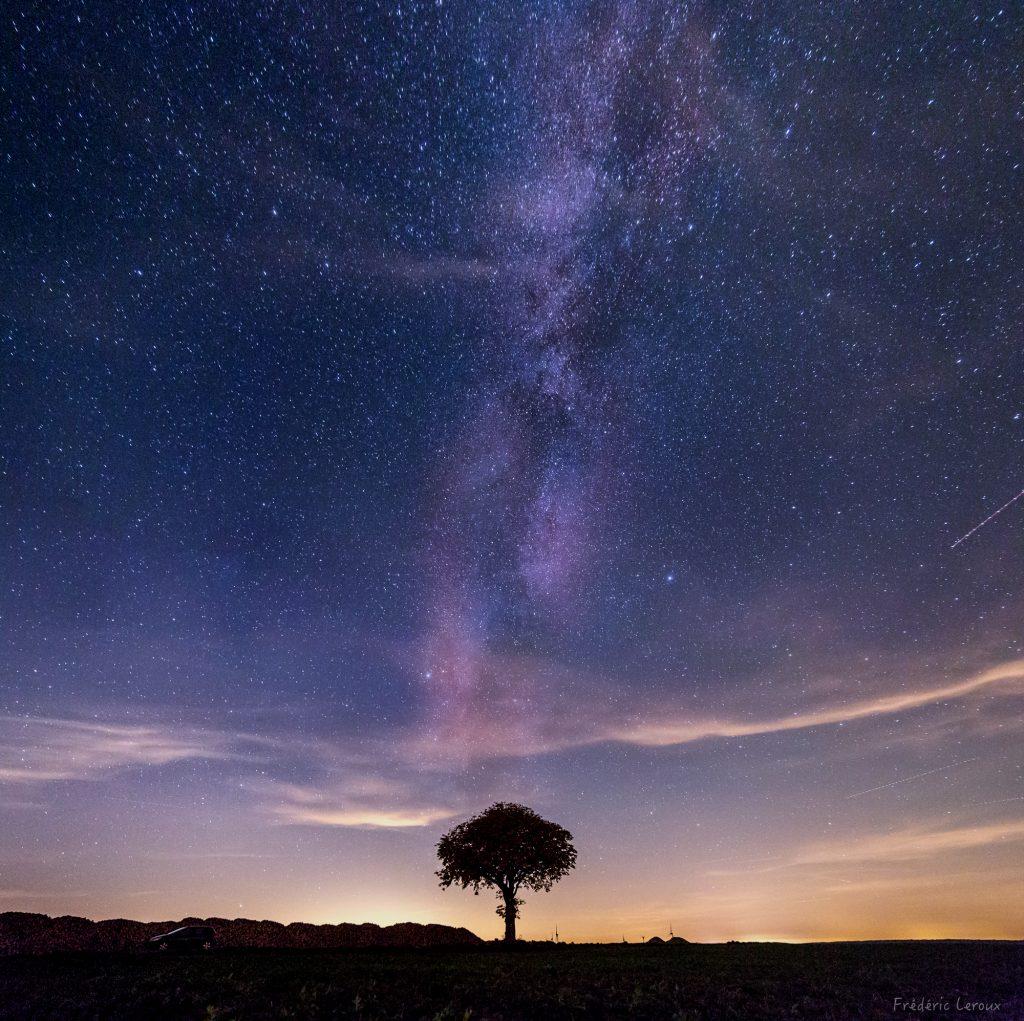 Voie Lactée Octobre 2016