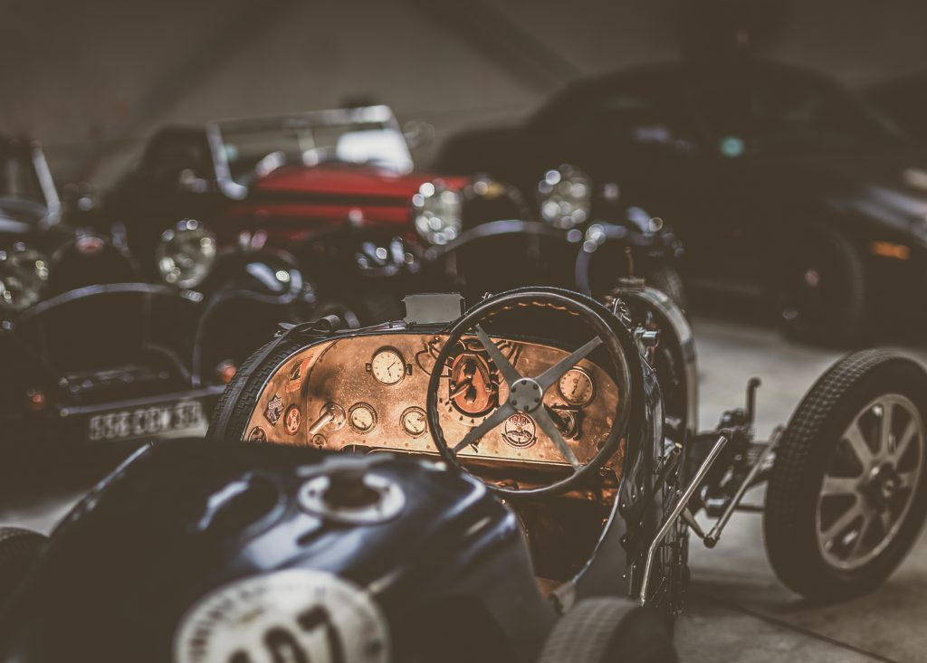 Bugatti 35B Collection